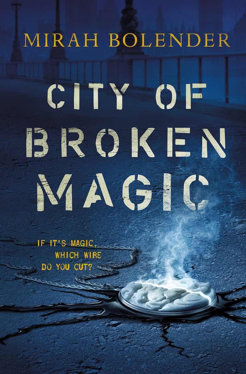 Mirah Bolender Chronicles Of Amicae City Of Broken Magic