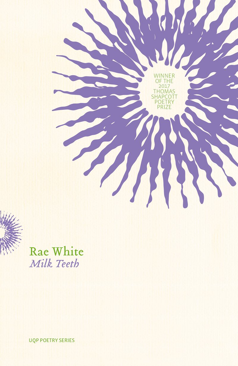 Rae White Milk Teeth