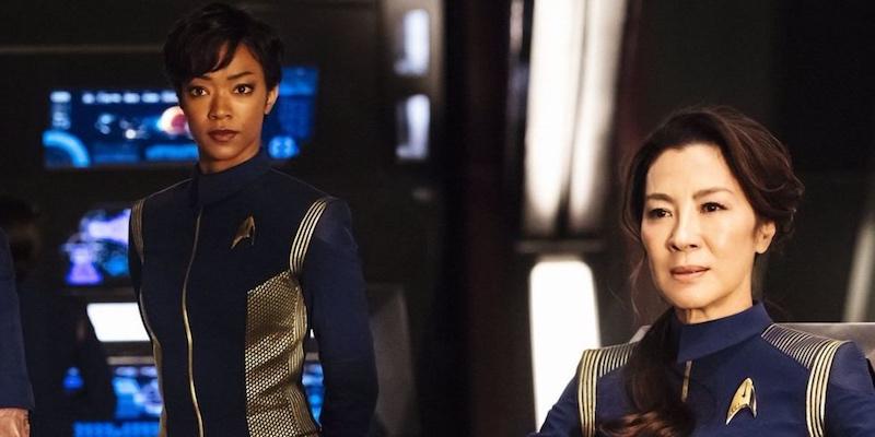 Star Trek Discovery Season One Blu-ray DVD