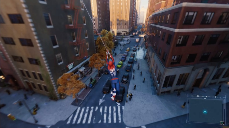 Best Video Games Of 2018 Spider-Man