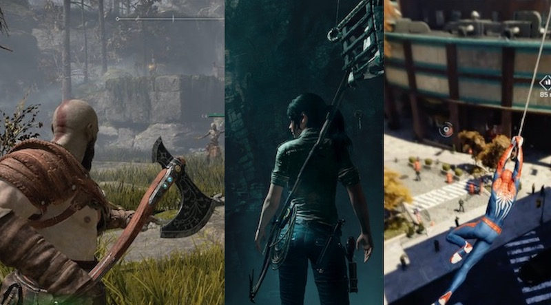 Best Video Games Of 2018