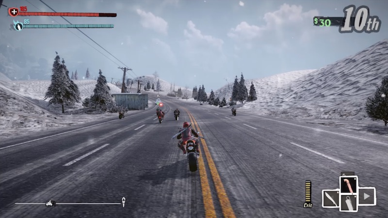 Worst Video Games Of 2018 Road Redemption