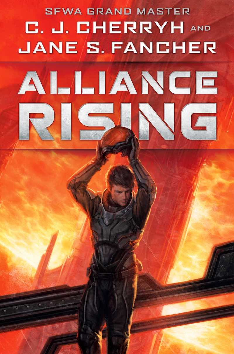 C.J. Cherryh Jane S. Fancher Alliance Rising