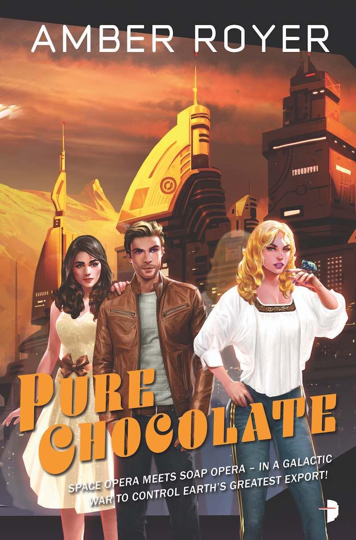 Amber Royer Free Chocolate Pure Chocolate Chocoverse