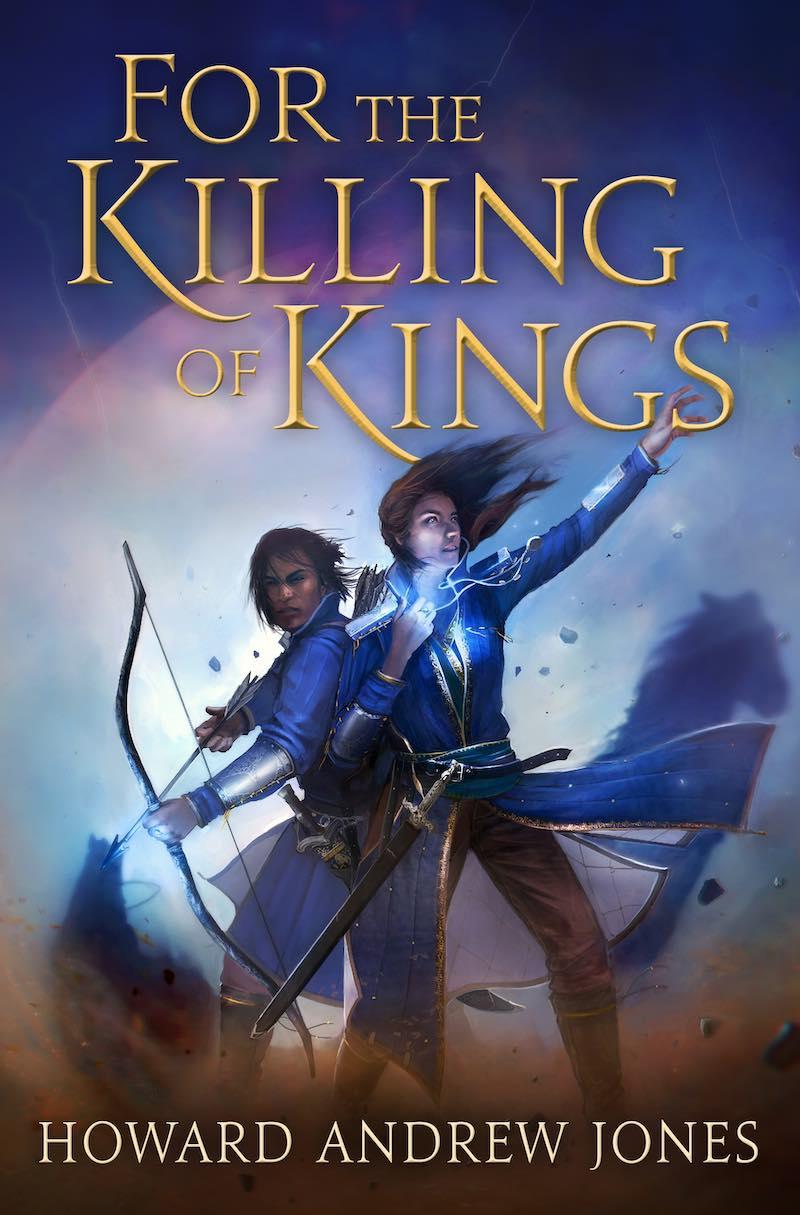 Howard Andrew Jones Ring-Sworn Trilogy For The Killing Of Kings