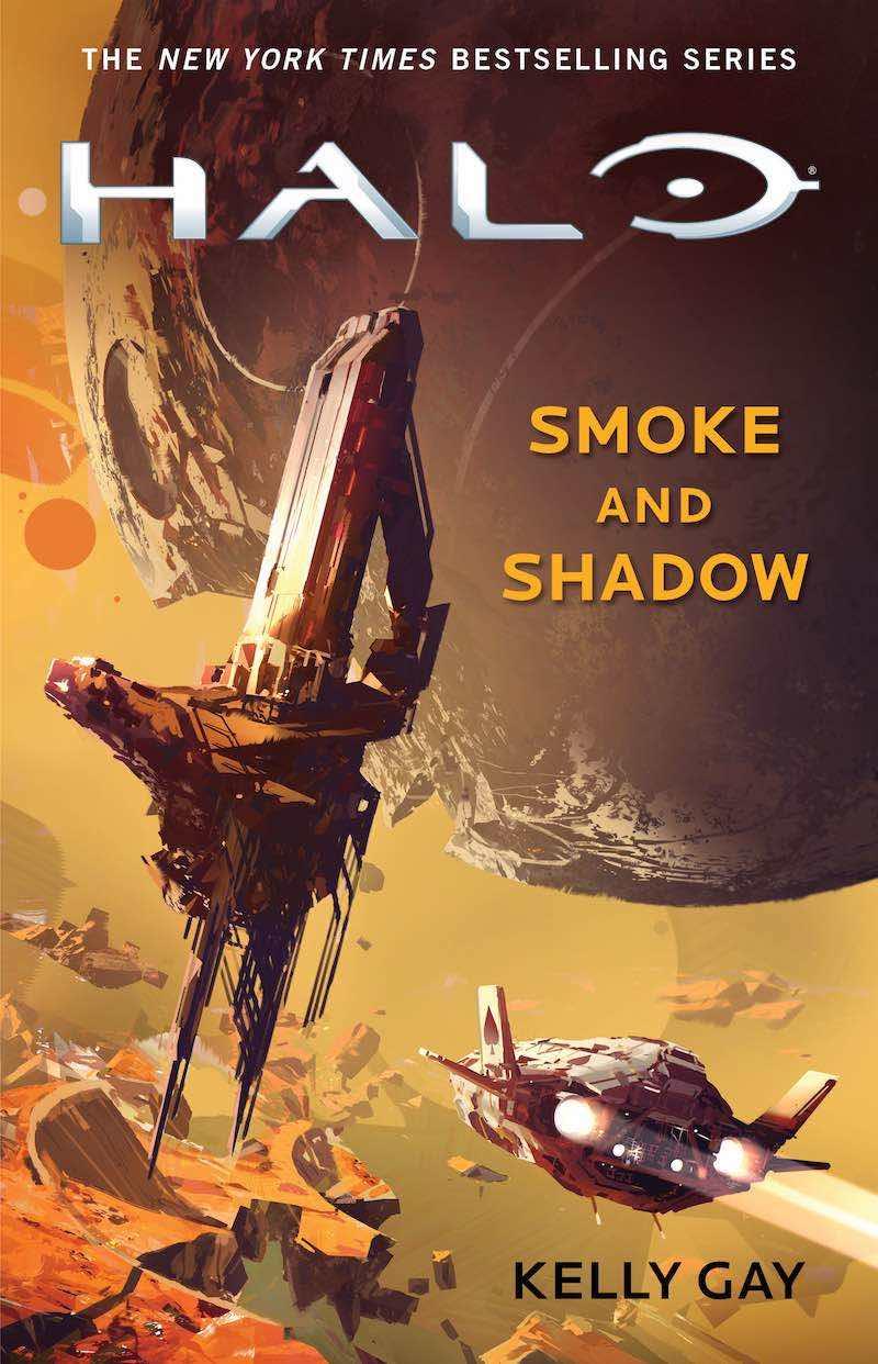 Kelly Gay Halo Smoke And Shadow Halo Renegades