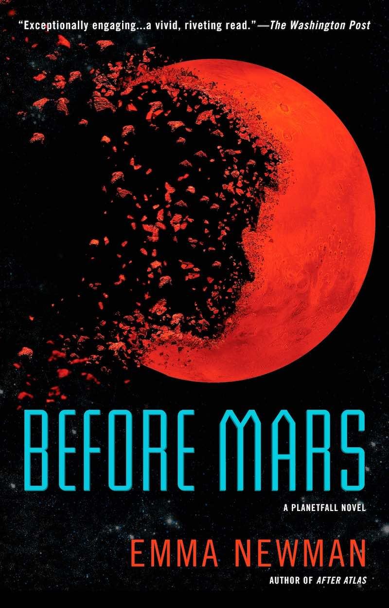 Emma Newman Atlas Alone Planetfall After Atlas Before Mars