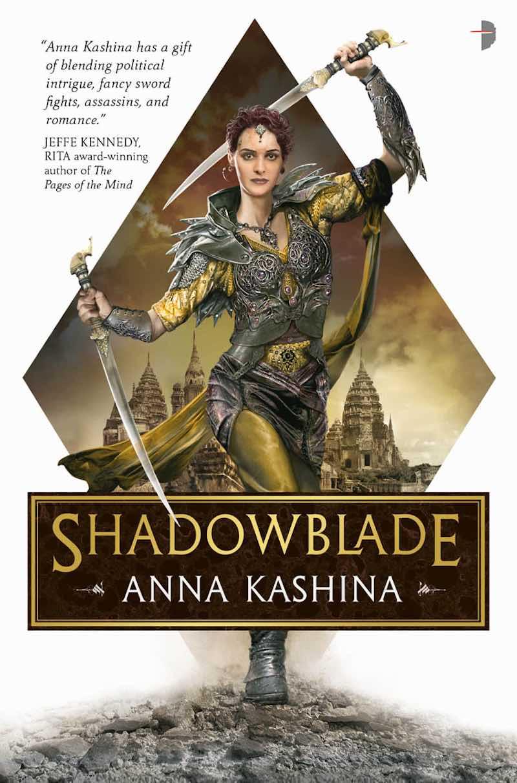 Anna Kashina Shadowblade