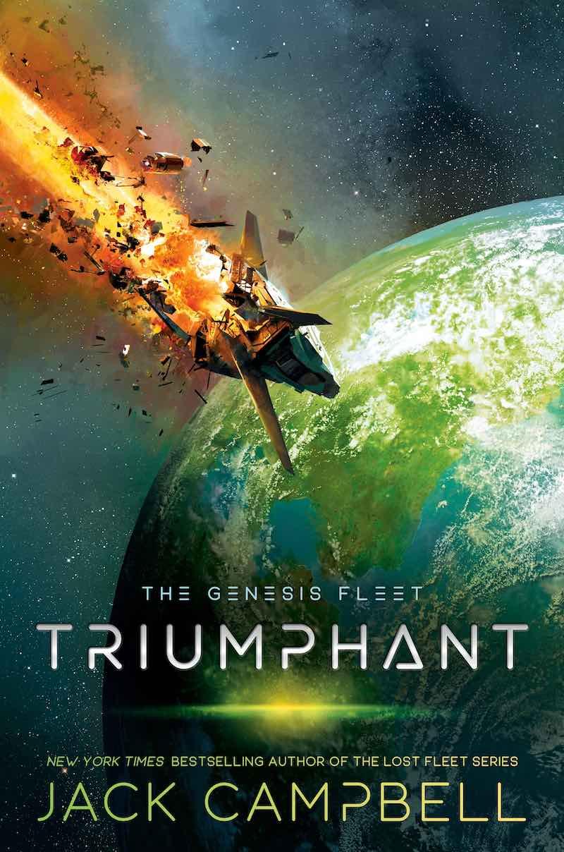 Jack Campbell Triuphant The Genesis Fleet Vanguard Ascendant