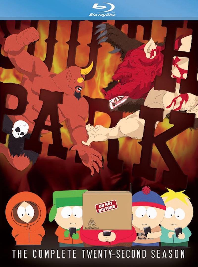 South Park The Complete Twenty-Second Season