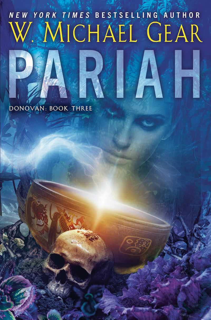 W. Michael Gear Pariah Donovan
