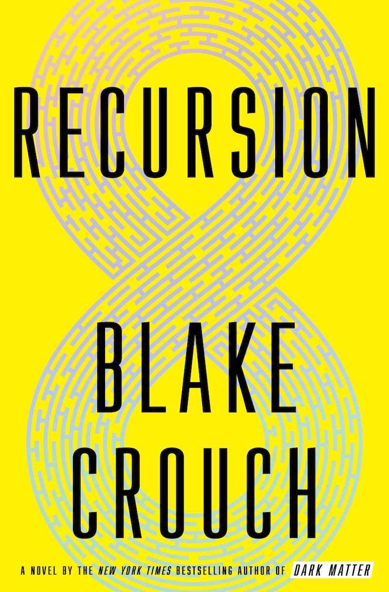 Blake Crouch Recursion
