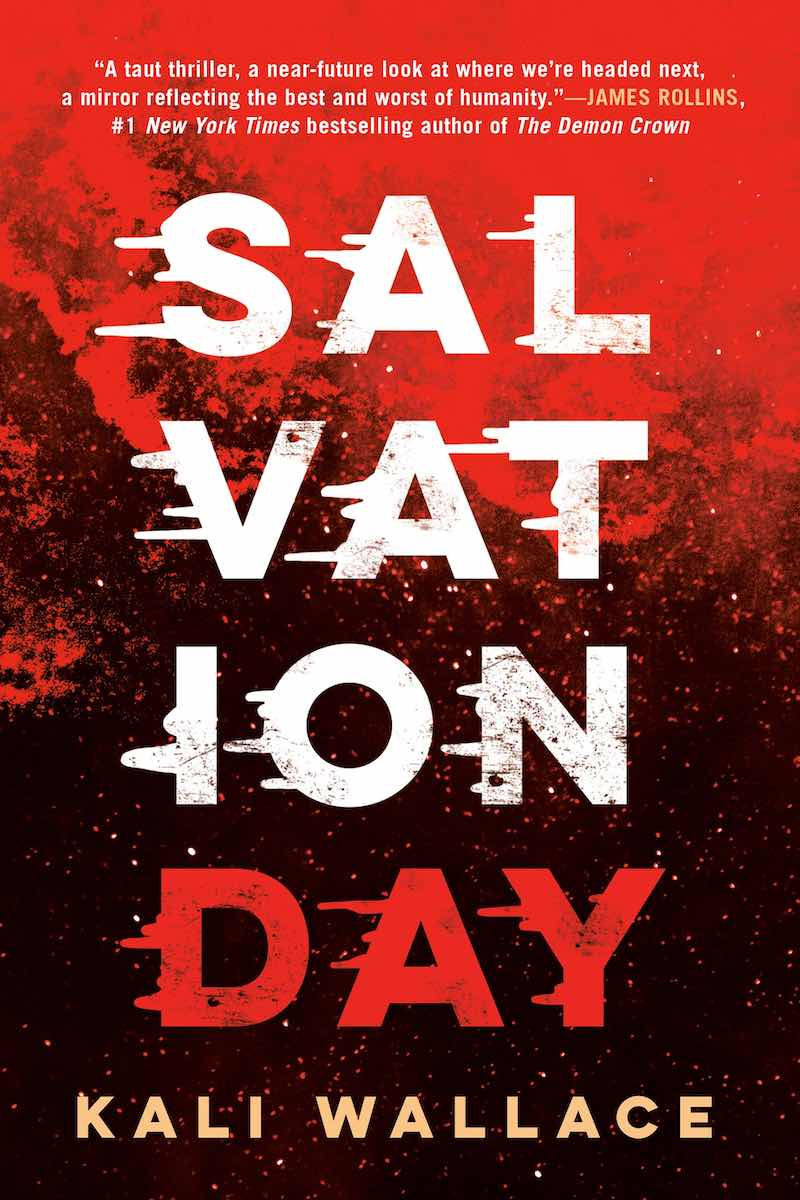 Kali Wallace Salvation Day
