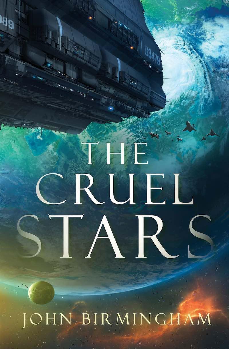 John Birmingham The Cruel Stars author