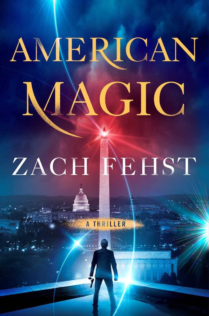 Zach Fehst American Magic