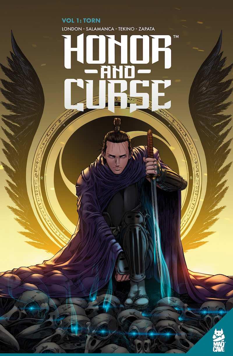 Mark London Nicolás Salamanca Honor And Curse Volume 1 Torn