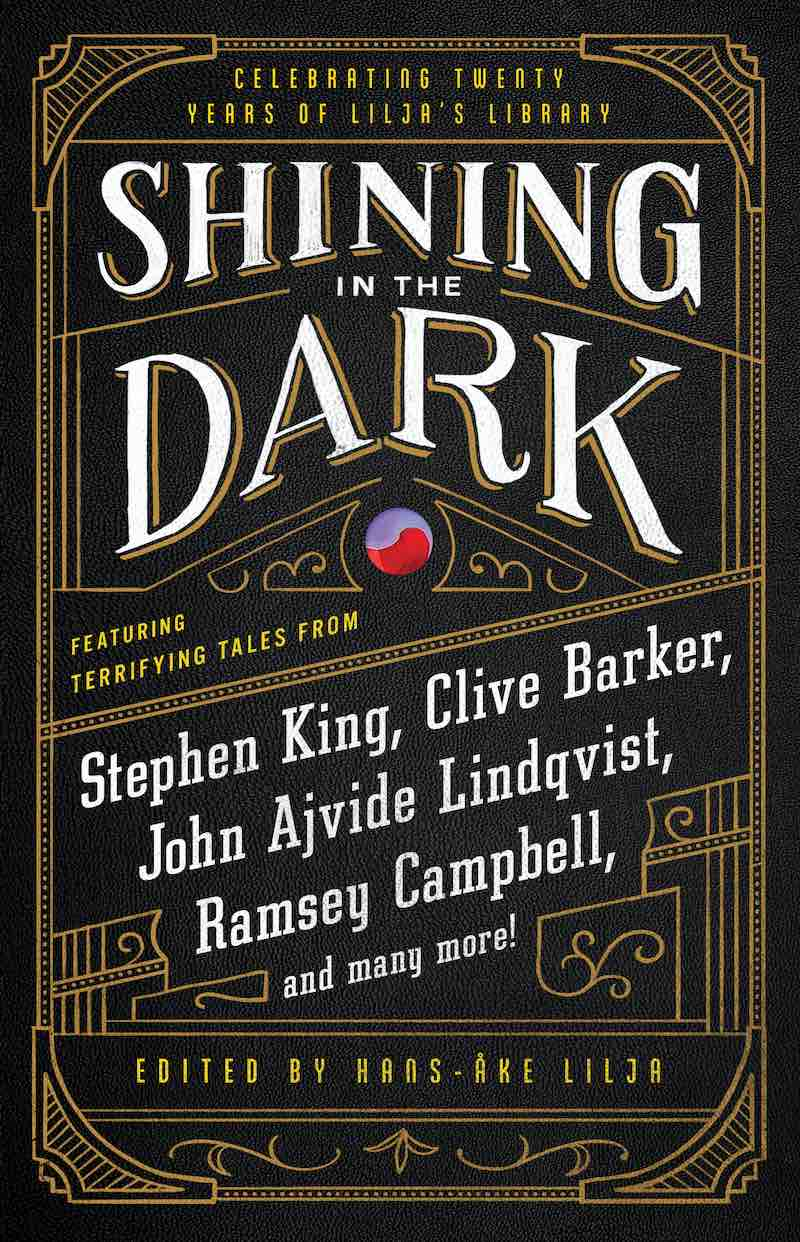 Hans-Ake Lilja Shining In The Dark Stephen King