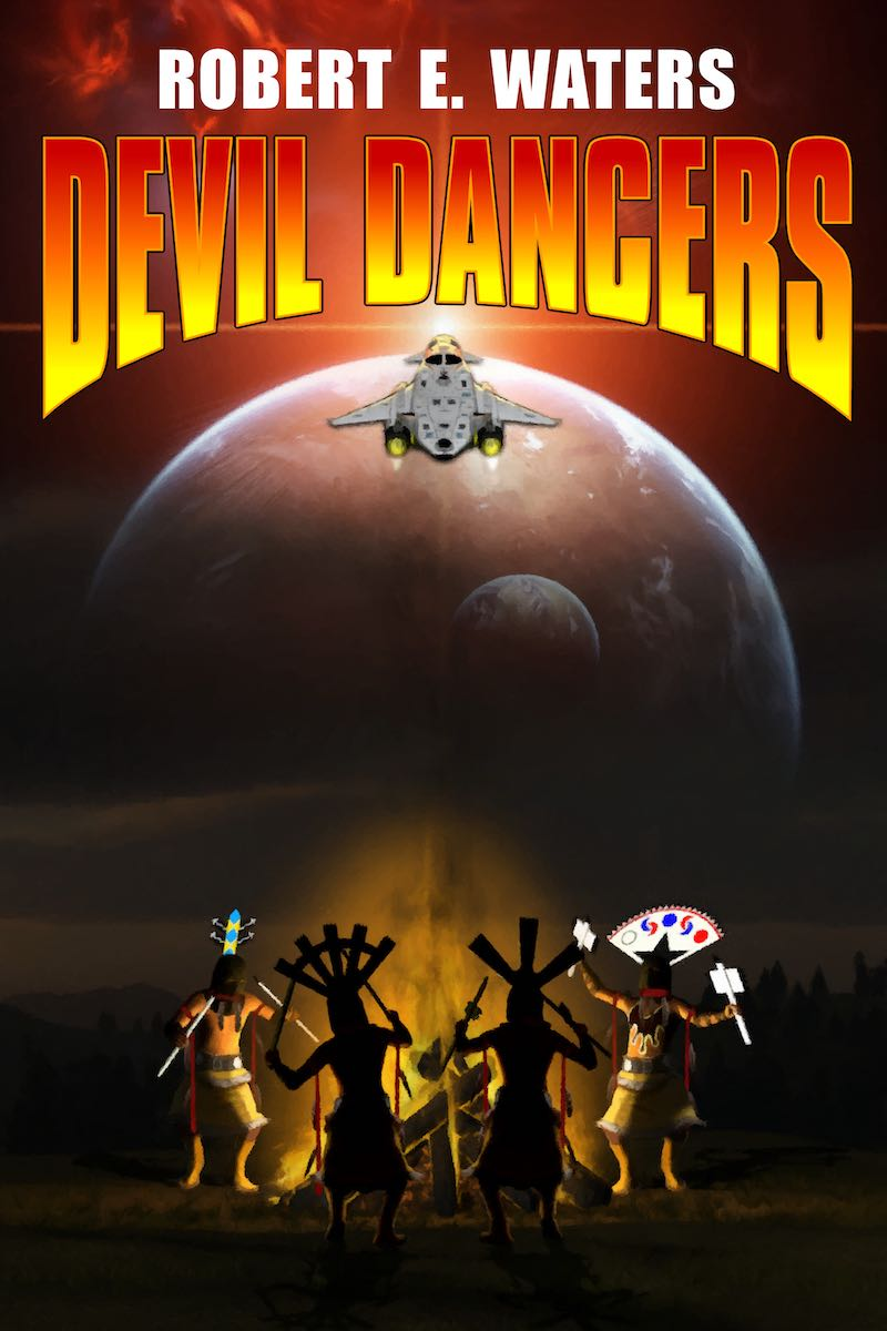 Robert E. Waters Devil Dancers And Other Tales