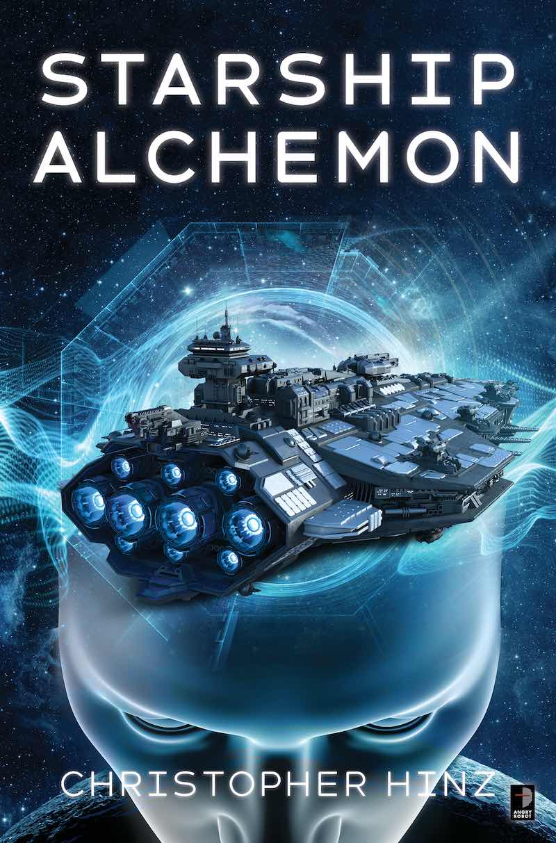 Christopher Hinz Starship Alchemon