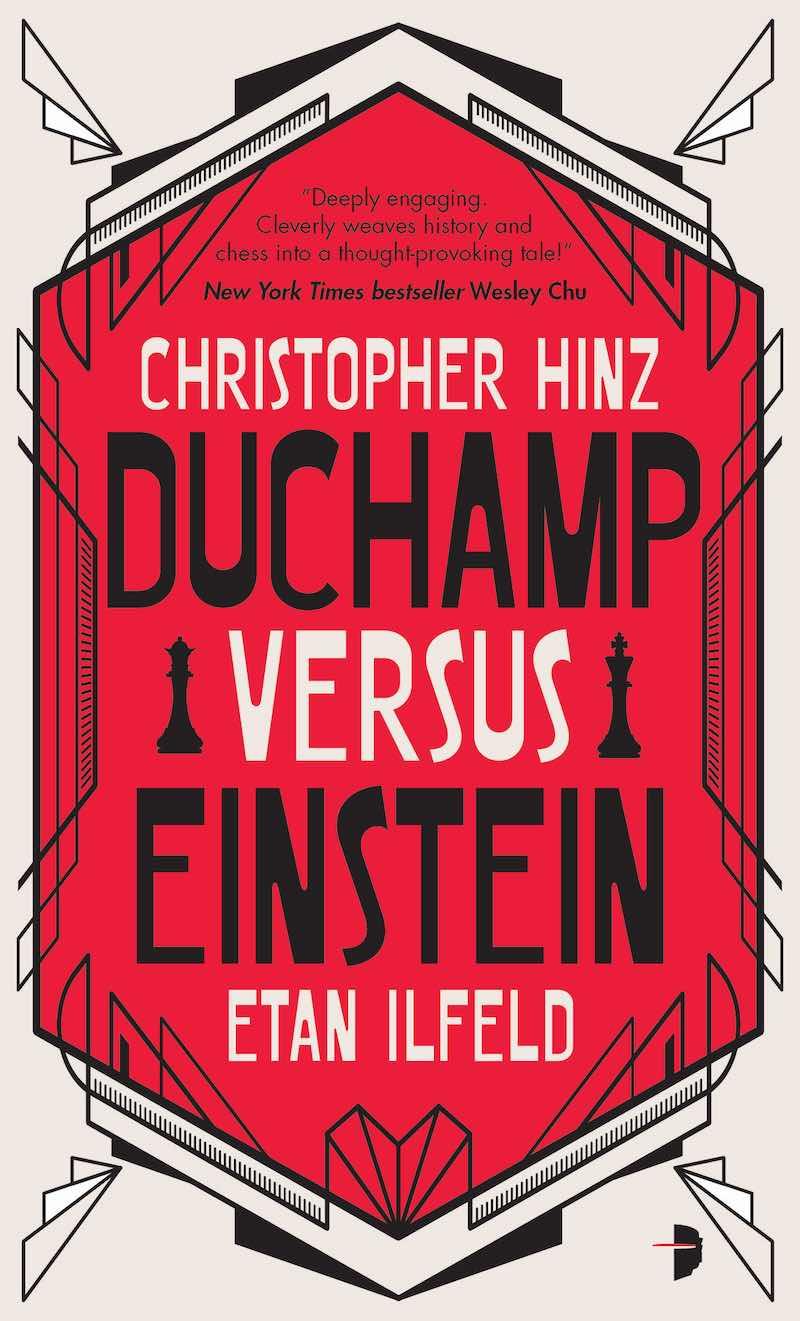 Etan Ilfeld Duchamp Versus Einstein Christopher Hinz