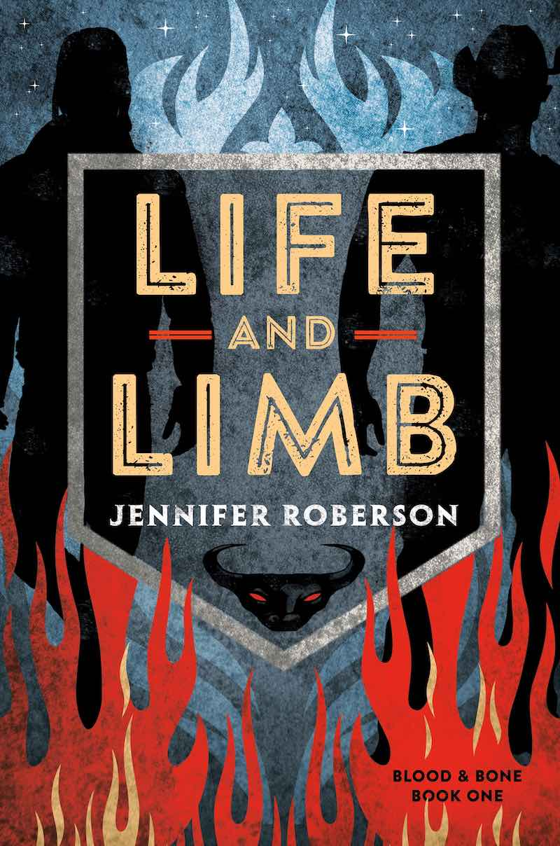 Jennifer Roberson Life And Limb Blood And Bone