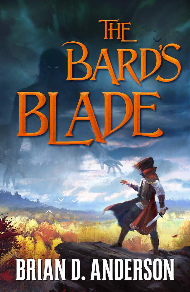 Brian D. Anderson The Bard's Blade