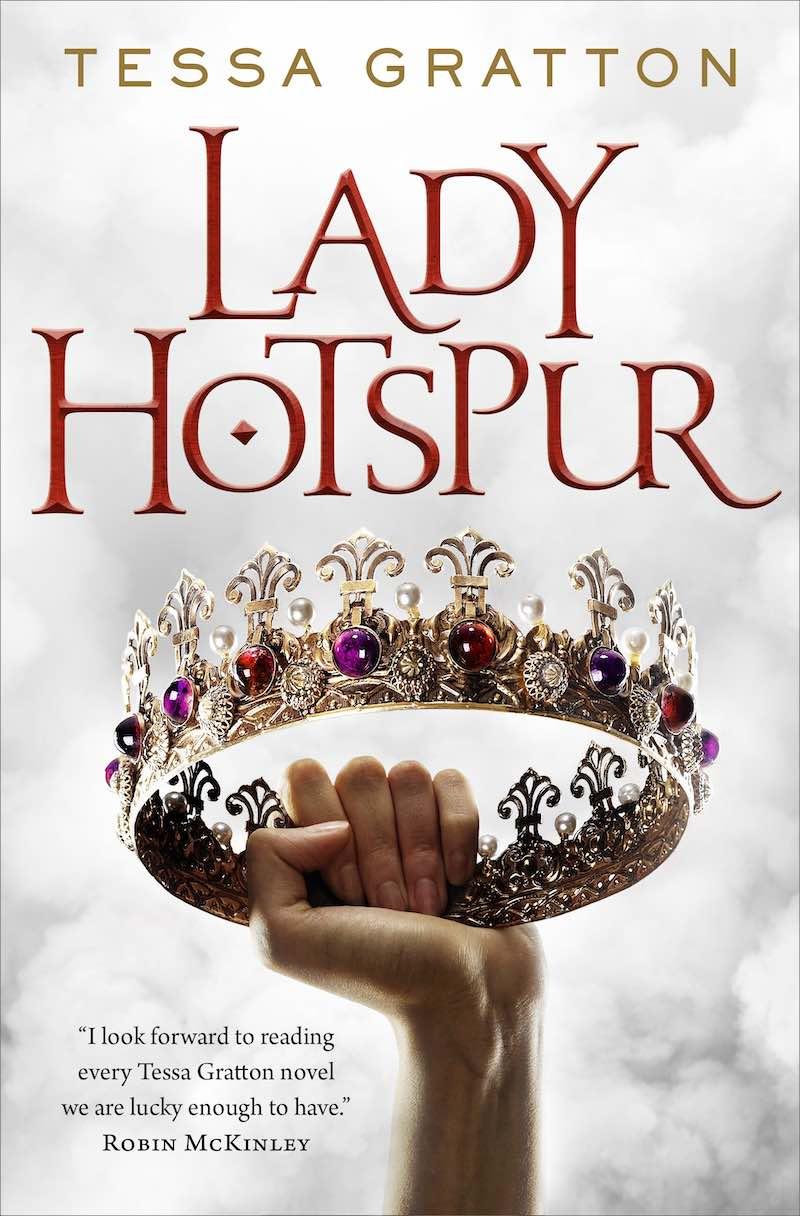 Tessa Gratton Lady Hotspur