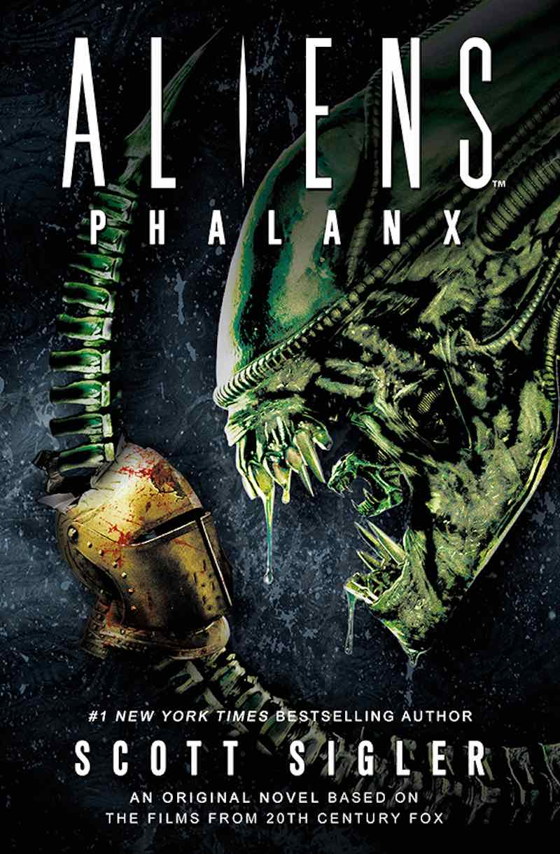 Scott Sigler Aliens Phalanx