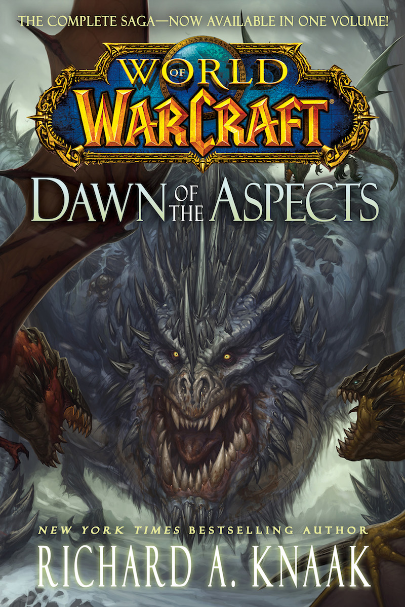 Richard A. Knaak World Of Warcraft Dawn Of The Aspects