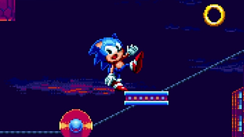 Edith Yang Sonic Mania Sonic The Hedgehog