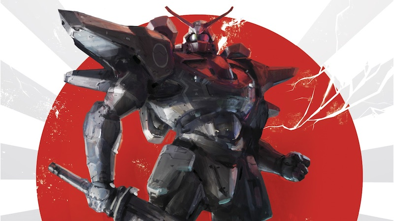 Peter Tieryas Mecha Samurai Empire United States Of Japan