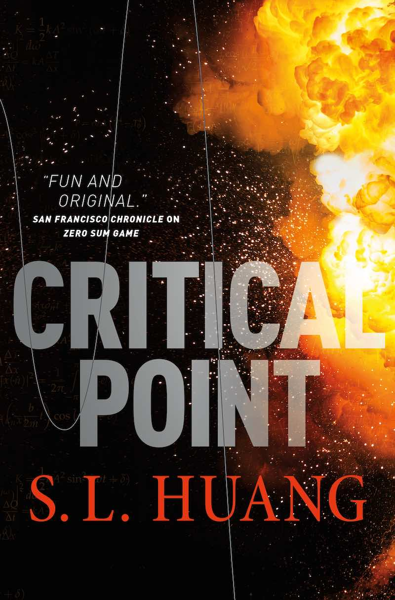 S.L. Huang Critical Point Cas Russell Zero Sum Game Null Set