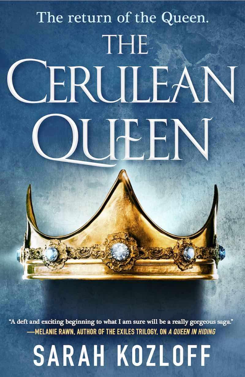 Sarah Kozloff The Cerulean Queen Nine Realms