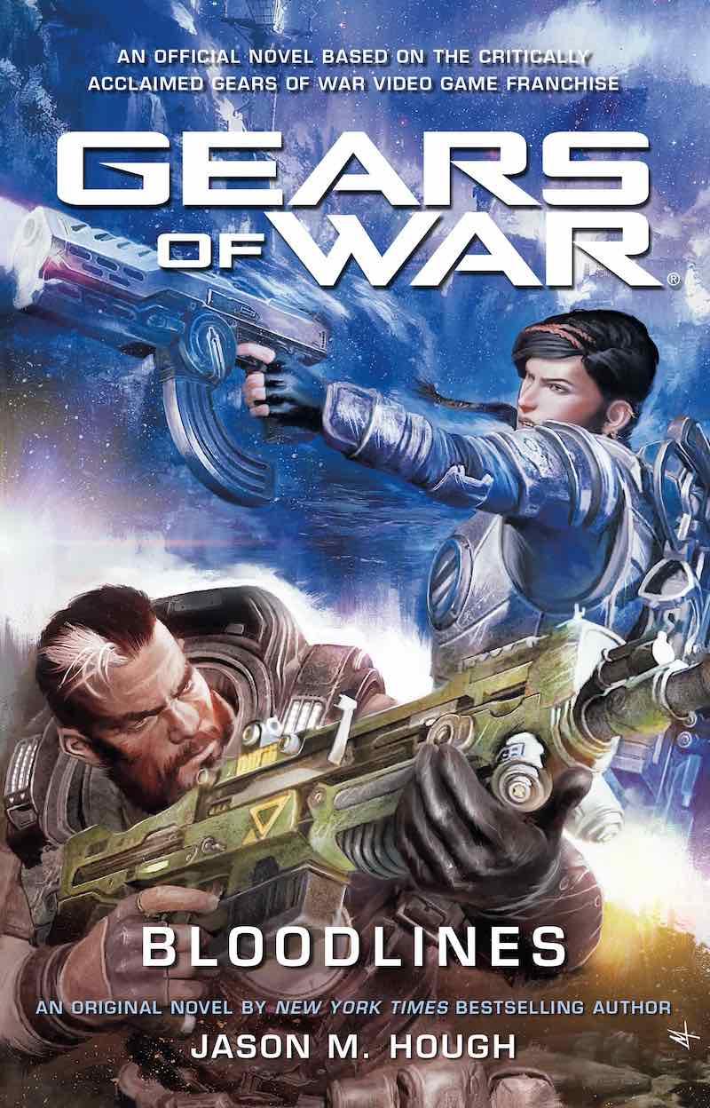 Jason M. Hough Gears Of War Bloodlines
