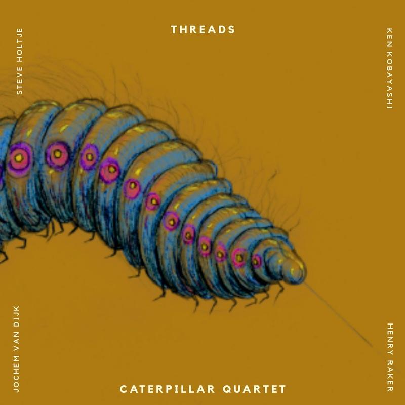 Caterpillar Quartet Threads
