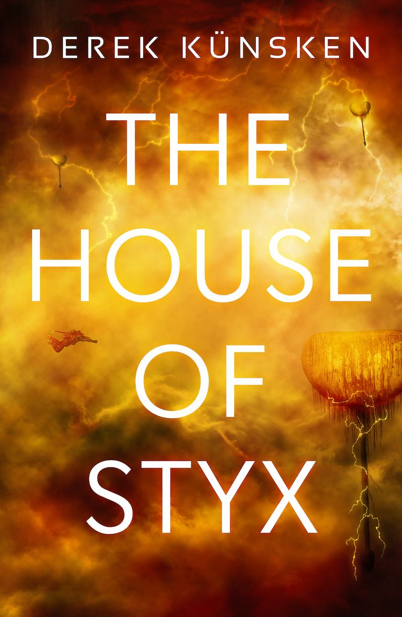 Derek Kunsken The House Of Styx