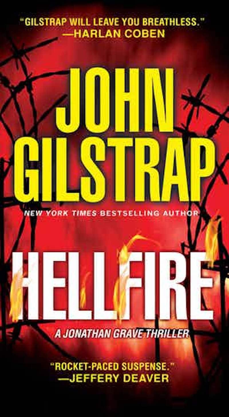 John Gilstrap Hellfire Jonathan Grave