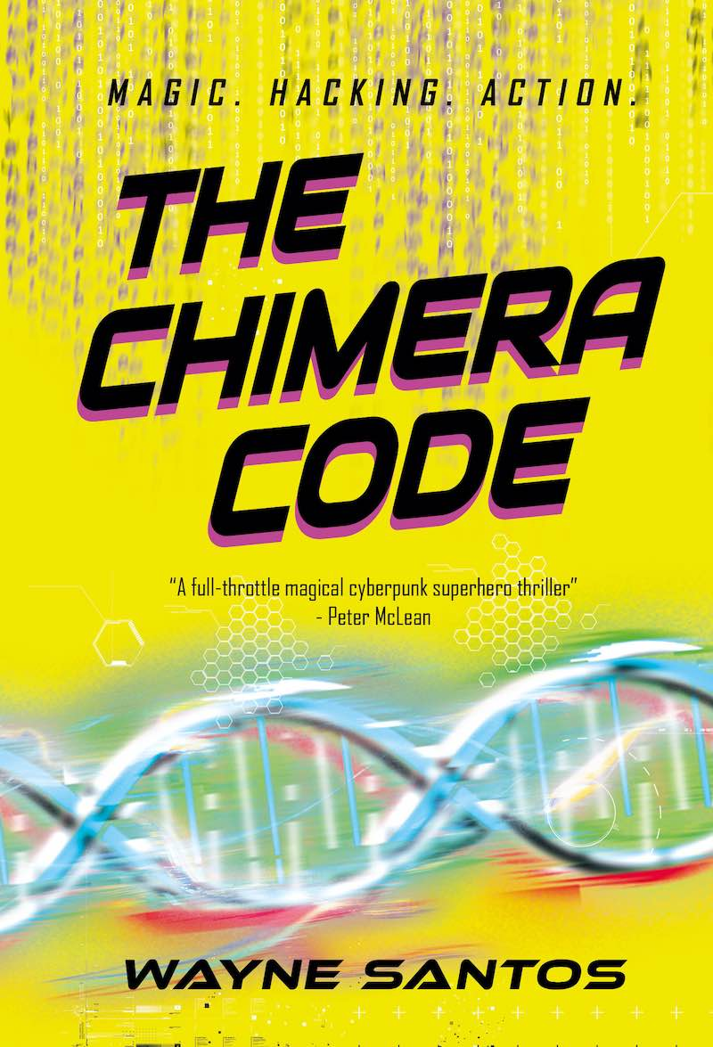 Wayne Santos The Chimera Code
