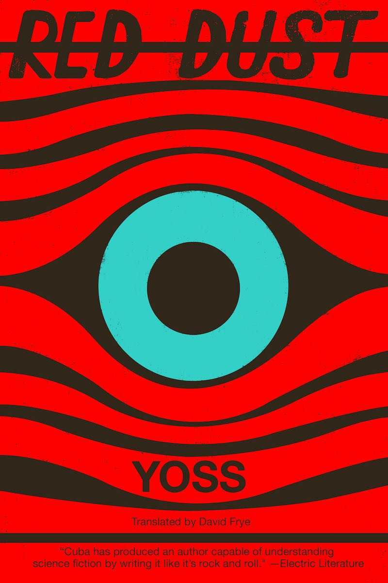 Yoss Red Dust