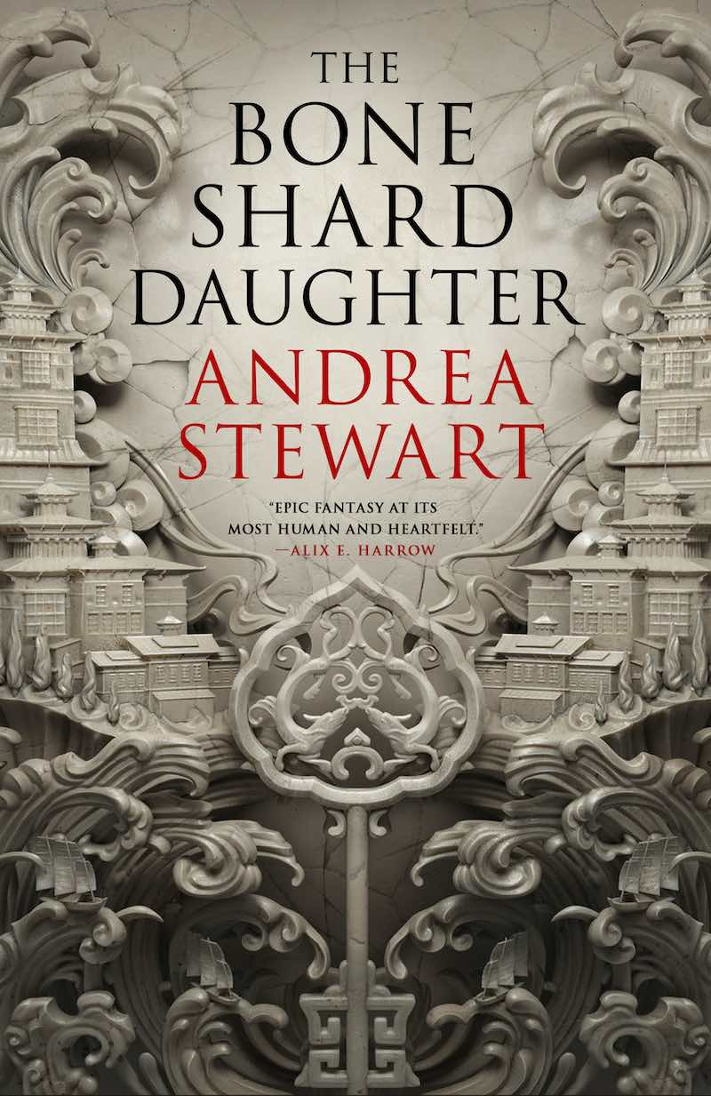 Andrea Stewart The Bone Shard Daughter The Drowning Empire