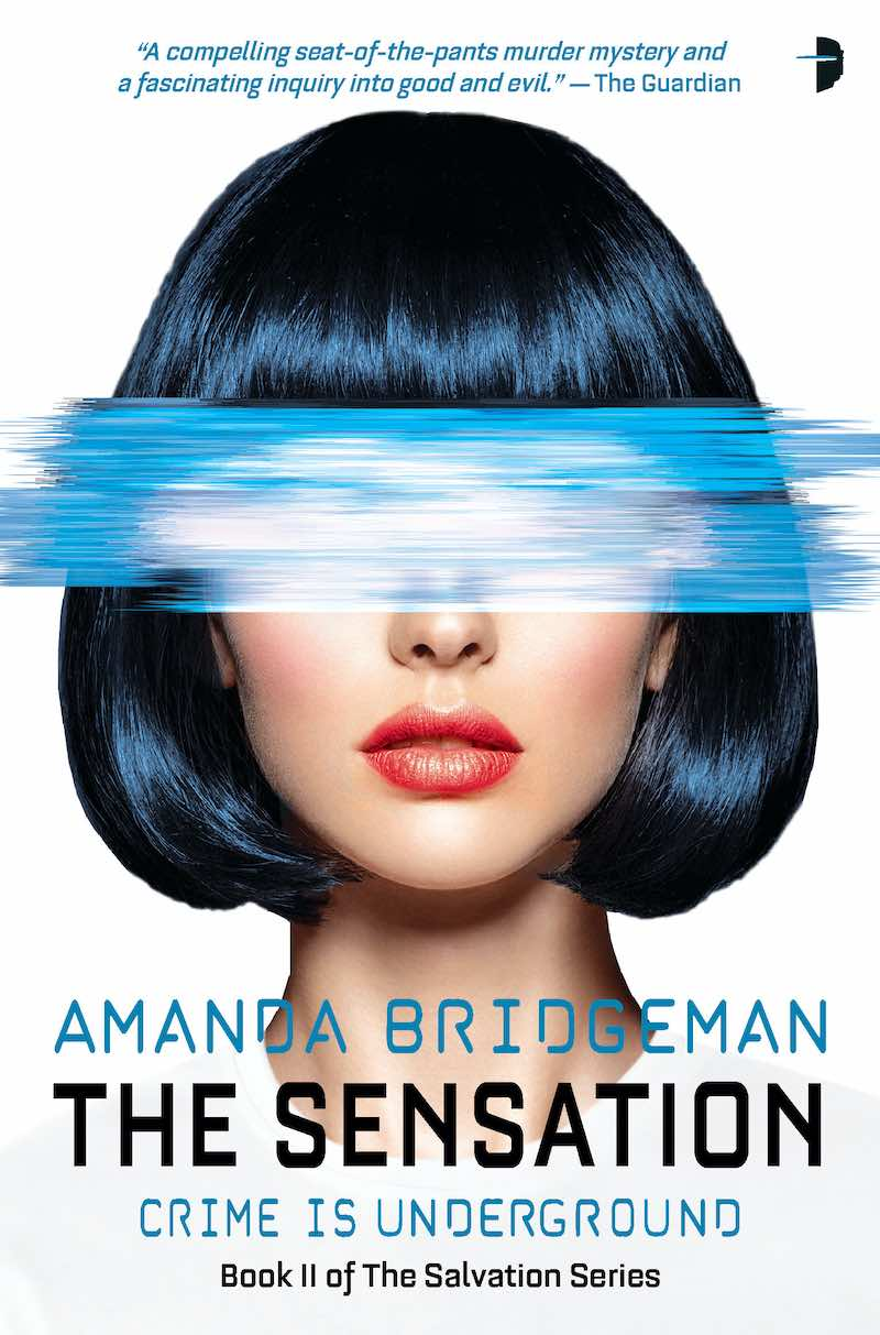 Amanda Bridgeman The Sensation The Subjugate The Salvation
